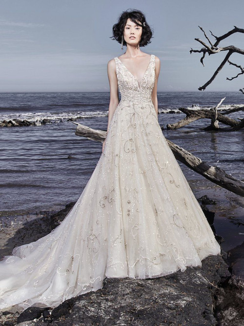 Sottero and Midgley Wedding Dress Maven (8SS778)
