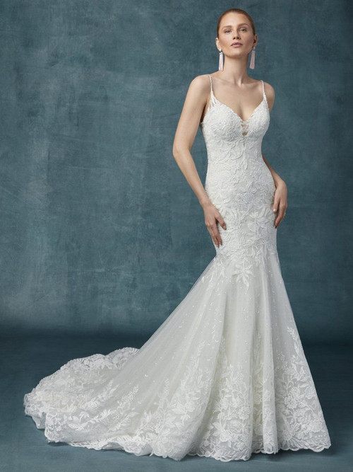 Maggie Sottero Wedding Dress Sapphire 9MN126