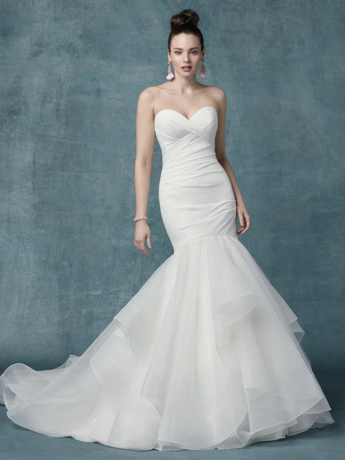 Maggie Sottero Wedding Dress Jacqueline (9MC118)
