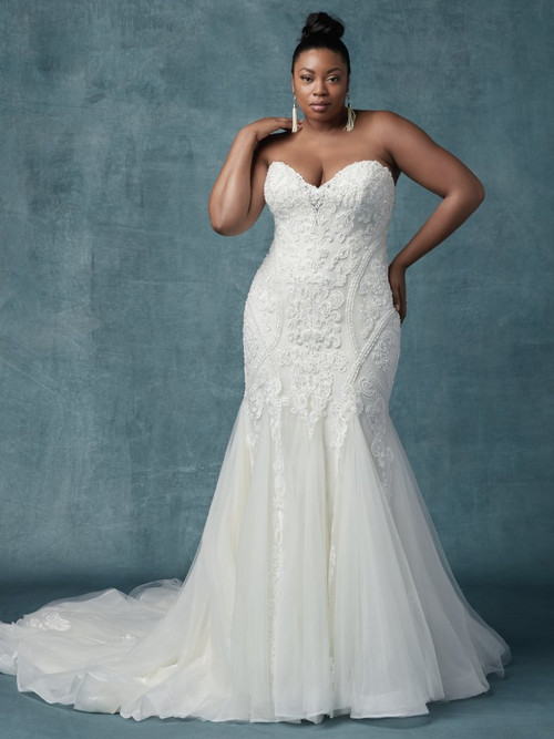 Sottero and Midgley Wedding Dress Quincy (9MT014)