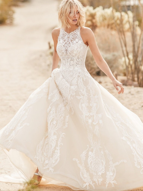 Sottero and Midgley Wedding Dress Tovah (9SS895)