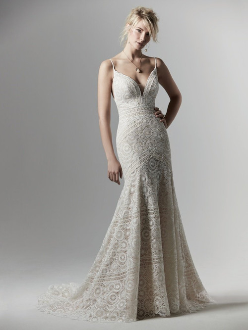 Sottero & Midgle Wedding Dress Fielding