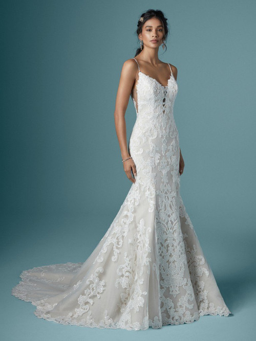 Maggie Sottero Wedding Dress  Lucretia