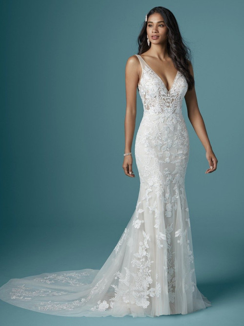 Maggie Sottero Wedding Dress Greenley (20MT284)