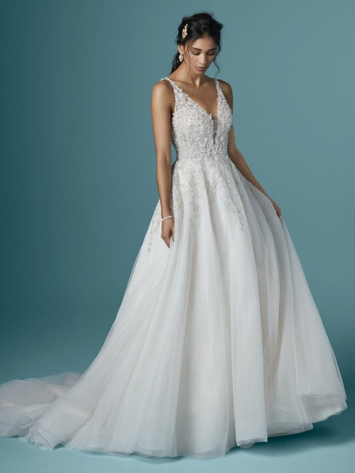Maggie Sottero Wedding Dress Talia (20MS290)