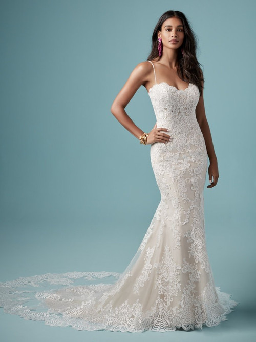 Maggie Sottero Wedding Dress Kiera 9MS903