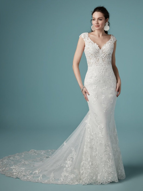 Maggie Sottero Wedding Dress Celeste (9MS901)