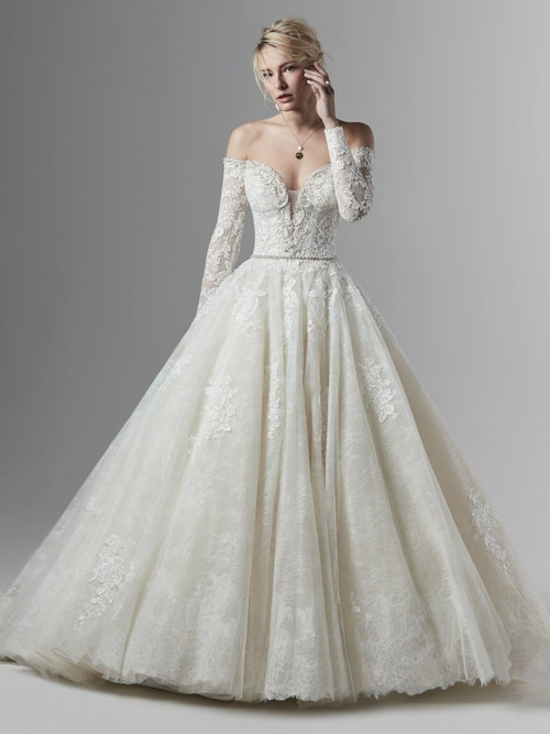 Sottero and Midgley Wedding Dress Porter Marie