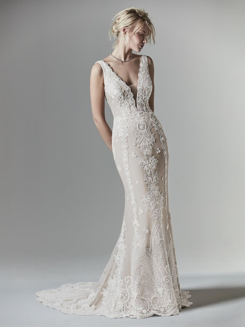 Sottero and Midgley Agata Louise 9SW910MC