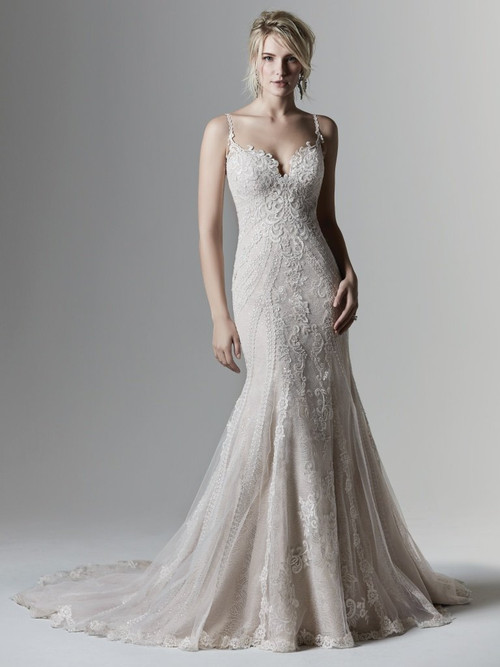 Sottero and Midgley Wedding Dress Derrick 9SC881