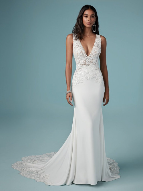 Maggie Sottero Wedding Dress Aidan (9MW858)