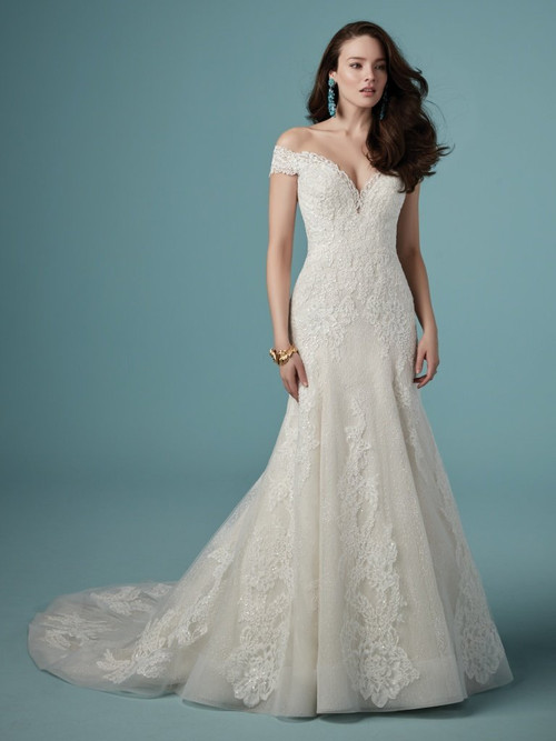 Maggie Sottero Wedding Dress Maeleigh -9MW855