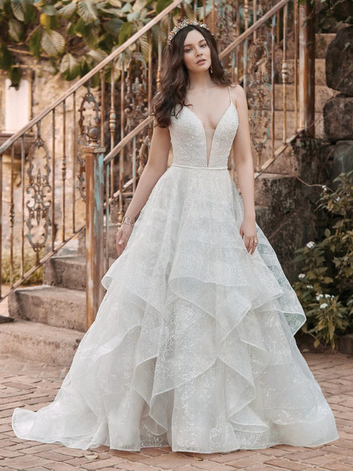 Maggie Sottero Wedding Dress Tavi ( 20MT640)