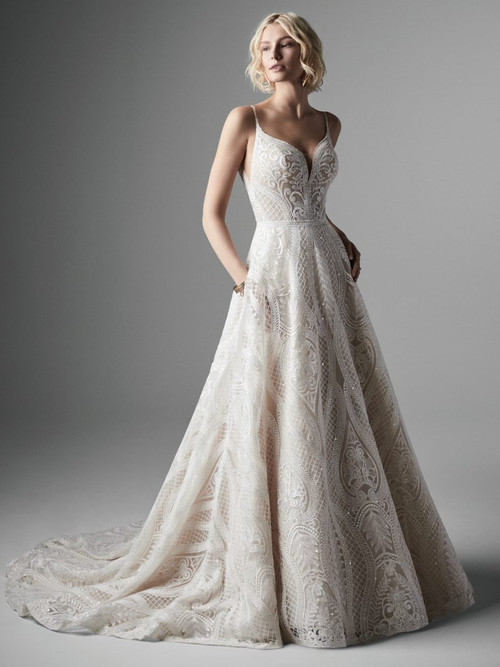 Sottero and Midgley Wedding Dress Roxanne (20SC214)