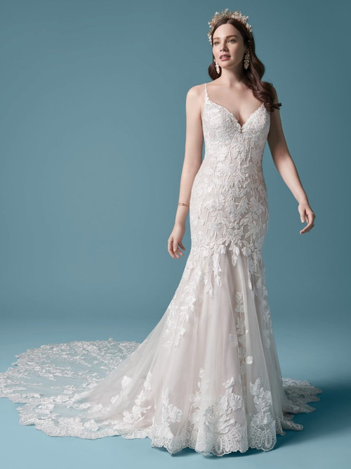 Maggie Sottero Wedding Dress Giana (20MT638)