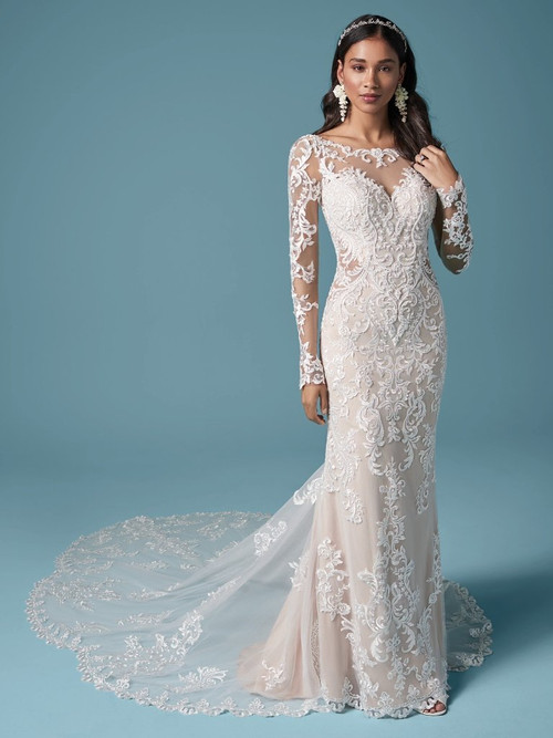 Maggie Sottero Wedding Dress Lydia (20MS697)