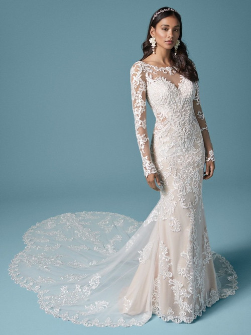 Maggie Sottero Wedding Dress Lydia Anne (20MS697LT)