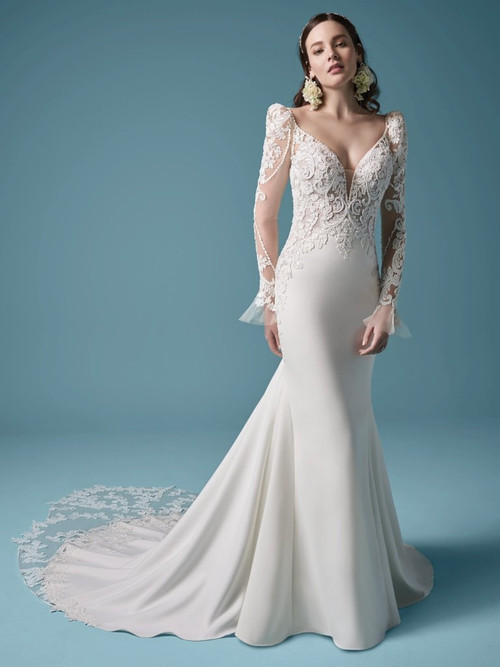 Maggie Sottero Wedding Dress Nikki