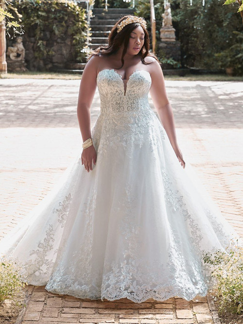 Maggie Sottero Wedding Dress Tennyson (20MV647)