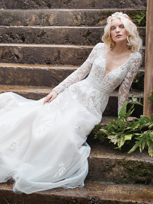 Maggie Sottero Wedding Dress Raphael (20MS729)