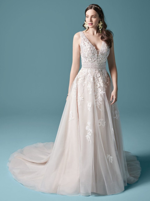 Maggie Sottero Wedding Dress Raphael Dawn (20MS729MC)