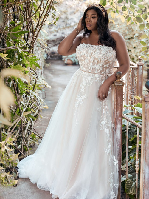 Maggie Sottero Wedding Dress Zareen Lynette (20MK691AC)