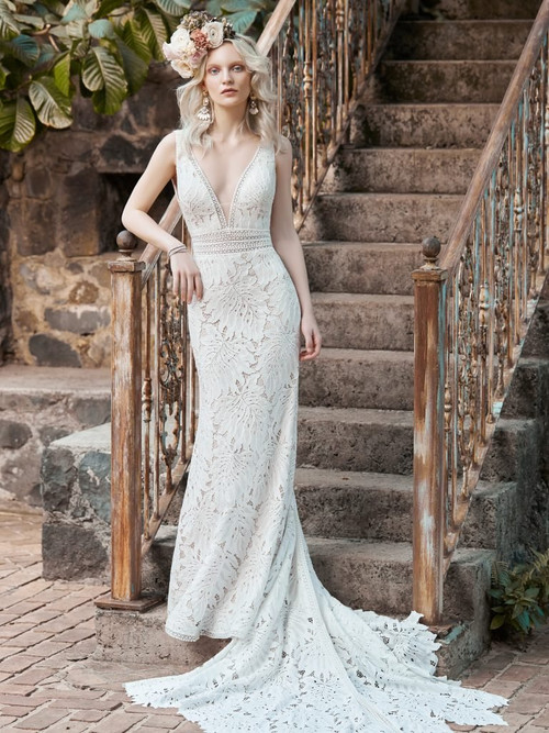 Maggie Sottero Wedding Dress Burke (20MC736)