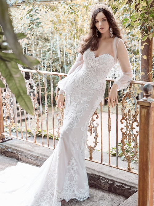 Maggie Sottero Wedding Dress Clarette (20MT713ZU)
