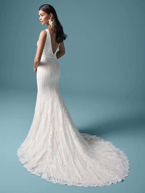 Maggie Sottero Wedding Dress Coretta (20MT643)