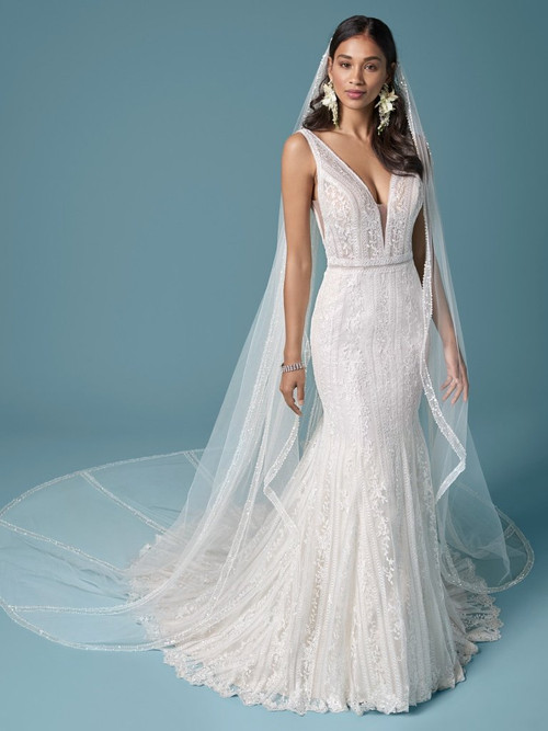 Maggie Sottero Wedding Dress Coretta Rose (20MT643UB)