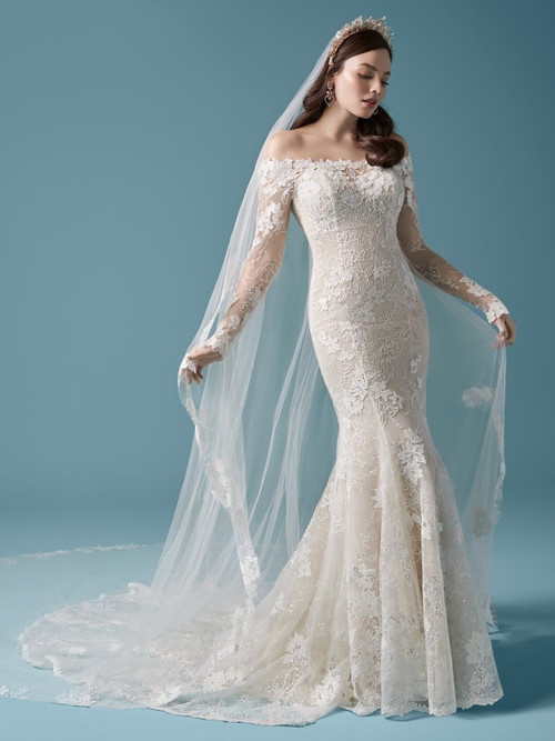 Maggie Sottero Wedding Dress Emiliano (20MZ748)