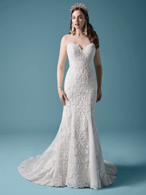 Maggie Sottero Wedding Dress Erin (20MS683)