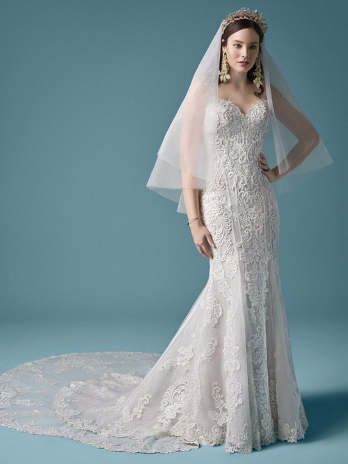 Maggie Sottero Wedding Dress Erin Marie (20MS683DET)