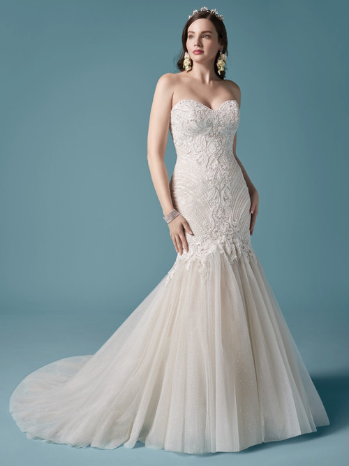 Maggie Sottero Wedding Dress Gideon (20MC734)