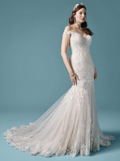 Maggie Sottero Wedding Dress Jayla (20MS716)