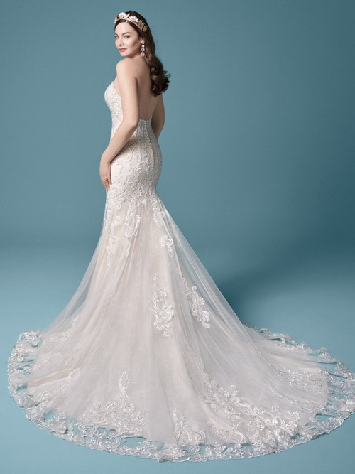 Maggie Sottero Wedding Dress Jayla Marie (20MS716MC)