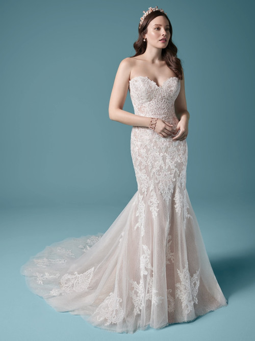 Maggie Sottero Wedding Dress Kailani (20MT738)