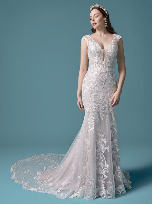 Maggie Sottero Wedding Dress Keenan (20MS681)