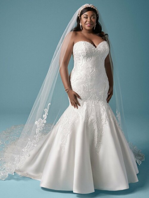 Maggie Sottero Wedding Dress Milena (20MT614ZU)