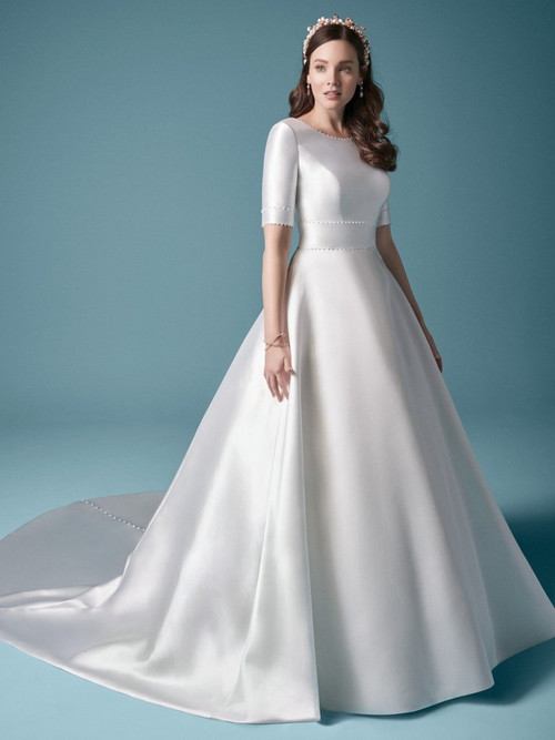 Maggie Sottero Wedding Dress Raven Leigh (20MC744)