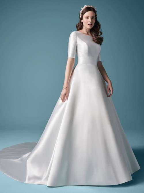 Maggie Sottero Wedding Dress Raven Leigh Marie (20MC744MC)
