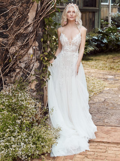 Maggie Sottero Wedding Dress Roanne Rose (20MC627UB)