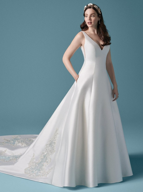 Maggie Sottero Wedding Dress Ryland (20MW710)