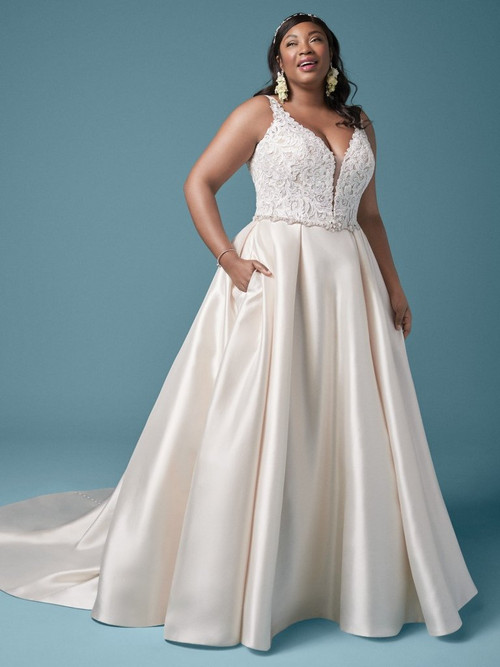 Maggie Sottero Wedding Dress Sonnet (20MS602)