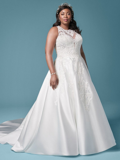Maggie Sottero Wedding Dress Tamika (20MS645)