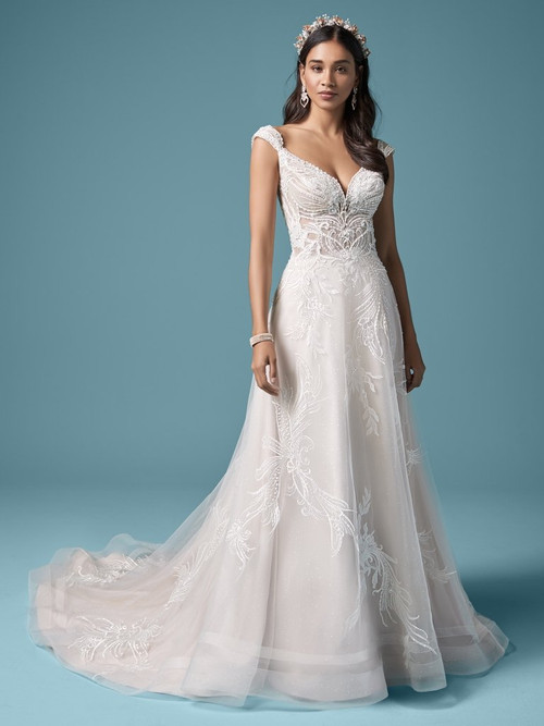 Maggie Sottero Wedding Dress Trina (20MC733)