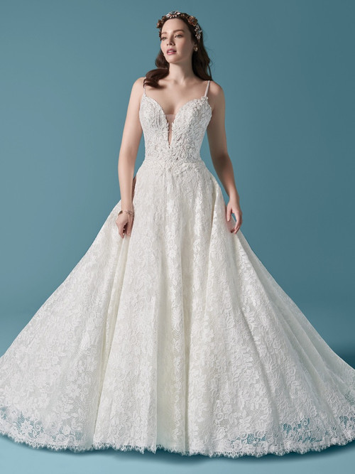 Maggie Sottero Wedding Dress Valentia (20MS605)