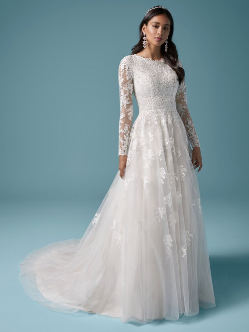 Maggie Sottero Wedding Dress Warren (20MS682)