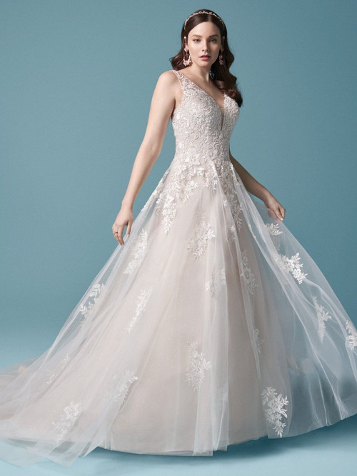 Maggie Sottero Wedding Dress Winslow (20MS711)