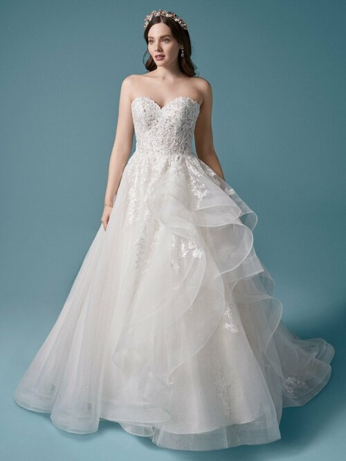 Maggie Sottero Wedding Dress Zariah (20MS603)